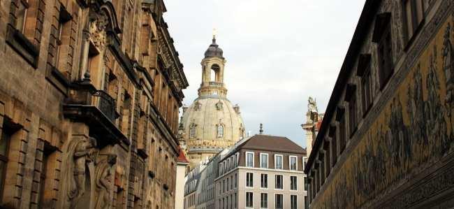 Dicas de viagem a Dresden - Cidade Velha Alstadt  Procession of Princes 3