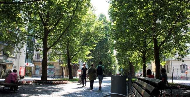 Dicas de viagem a Dresden - Cidade Nova Neustadt