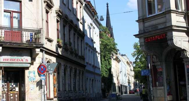 Dicas de viagem a Dresden - Cidade Nova Neustadt 4