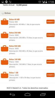 Como conseguir Internet 3G no Chile - Nextel 3