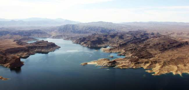 Passeio de helicóptero pelo Grand Canyon perto de Las Vegas - Paisagem 7