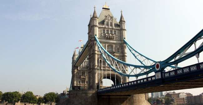 Guia de Londres KLM - Tower Bridge