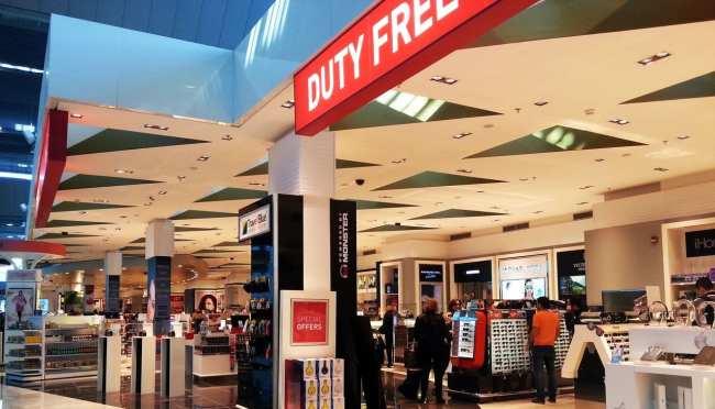 Novo Terminal 3 do Aeroporto de Guarulhos - Free Shop