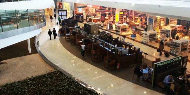 Novo Terminal 3 do Aeroporto de Guarulhos - Lojas 2