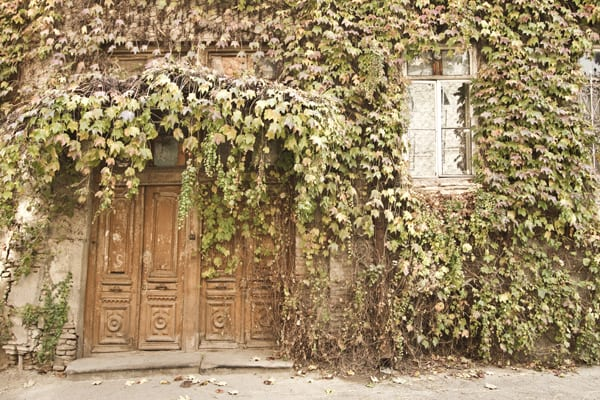 tbilisi cidade velha porta parreiral