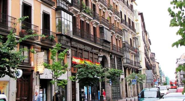 Guia KLM de Madri - Cenas 4