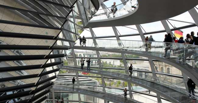 Guia KLM de Berlim - Reichstag