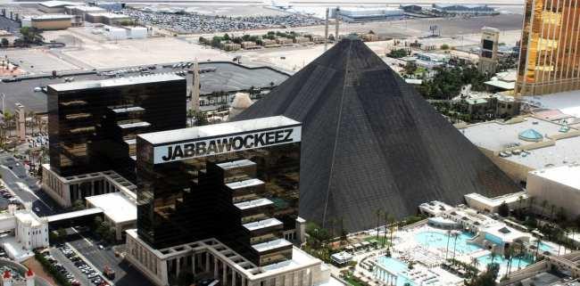 Onde ficar em Las Vegas - Luxor Hotel