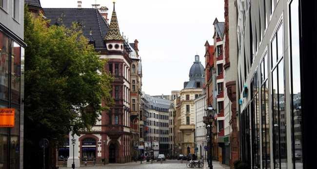 Roteiro de Leipzig - Centro histórico 2