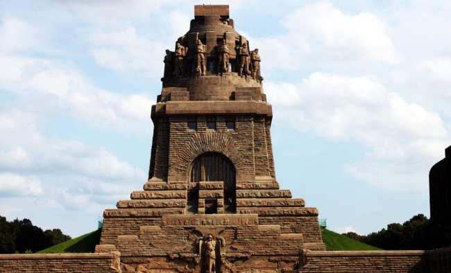 Roteiro de Leipzig - Monumento à batalha das nações