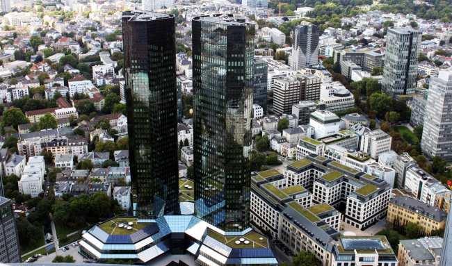 Roteiro segunda viagem a Frankfurt - Main Tower 1