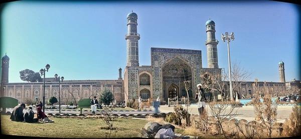 A cidade de Herat, no Afeganistão, está na Lista de Tentativa   Foto: Peretz Partensky (CC BY-NC-SA 2.0)