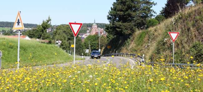 Baden-Baden e a Floresta Negra - no caminho
