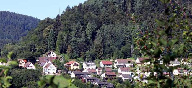 Baden-Baden e a Floresta Negra - no caminho 3
