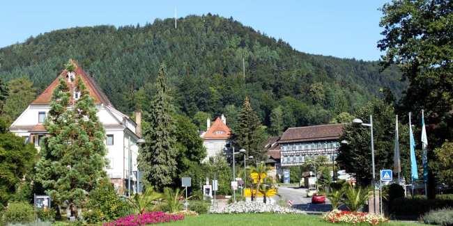 Baden-Baden e a Floresta Negra - no caminho 4