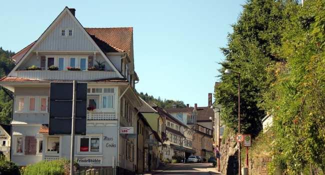 Baden-Baden e a Floresta Negra - no caminho 6