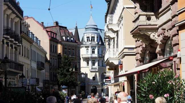 Baden-Baden e a Floresta Negra - Cidade