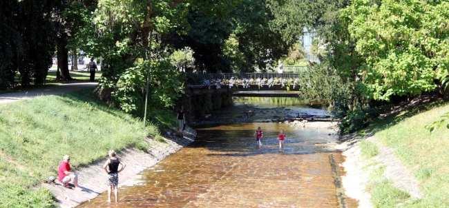 Baden-Baden e a Floresta Negra - cidade 3