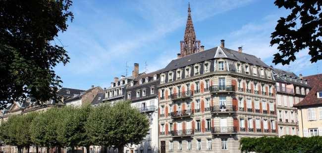 Dicas e roteiros de Strasbourg / Estrasburgo - 1