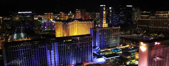 De onde ver Las Vegas do alto - High Roller The Linq 4