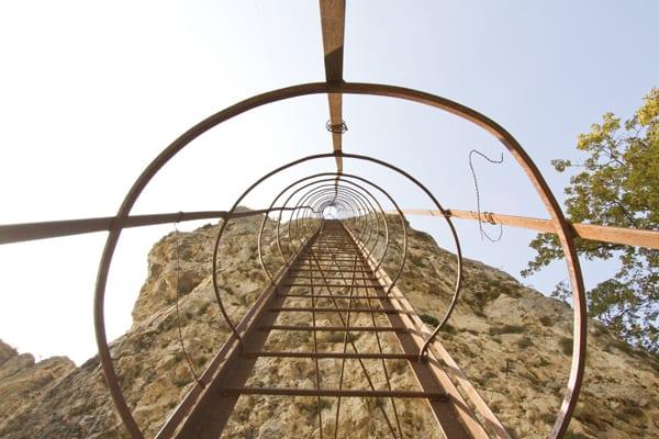 Katskhi escada