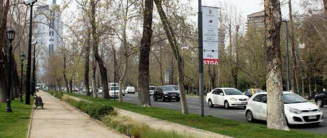 Dicas para dirigir em Santiago - 3