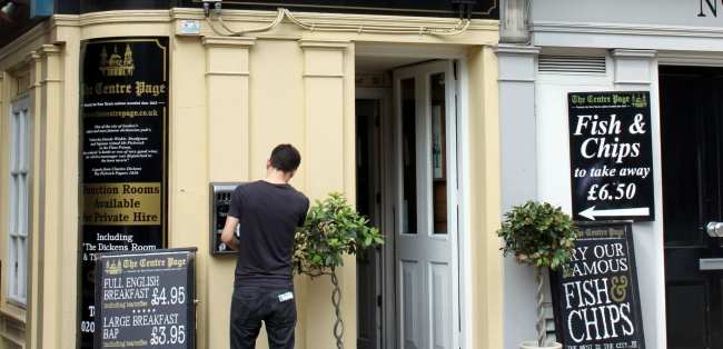 Onde comer barato em Londres - The Centre Page