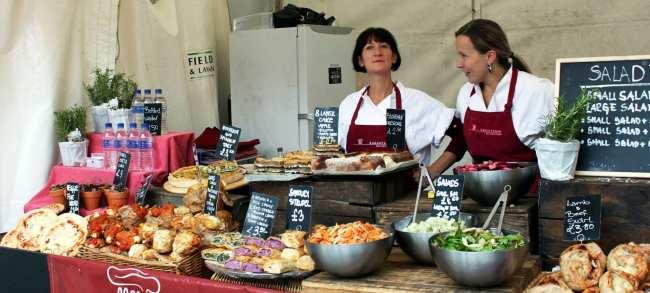 Onde comer barato em Londres - Food Truck 2