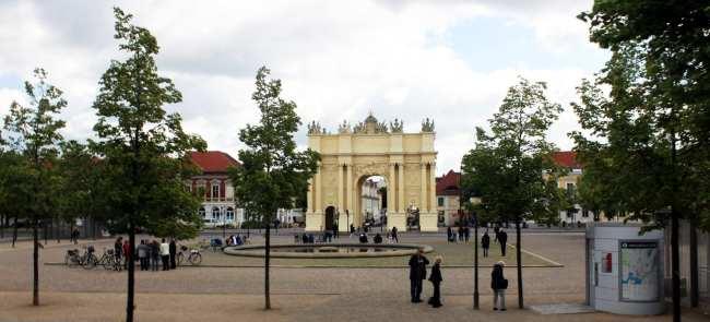 Bate e volta de Berlim: Potsdam 3