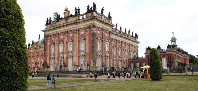 Bate e volta de Berlim: Potsdam 9