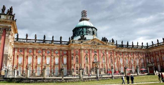 Bate e volta de Berlim: Potsdam 10