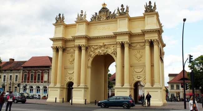 Bate e volta de Berlim: Potsdam 15