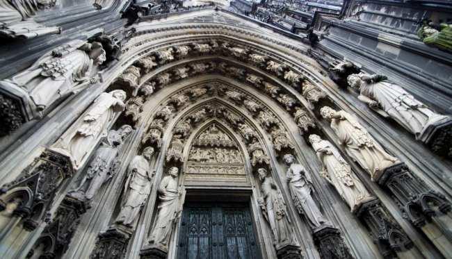 Roteiro de 2 dias em Colônia - Catedral de Colônia 2