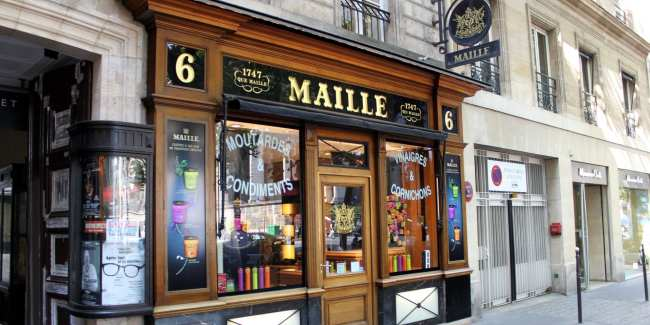 Programas gourmet em Paris - Maille 2