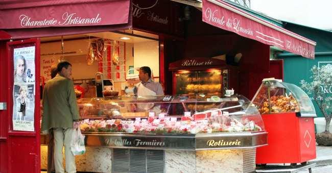 Programas gourmet em Paris - Mercados 4