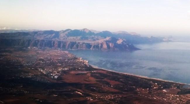 Como é voar de South African Airways - cape town