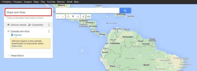 Como fazer roteiros de viagem com o Google Maps - 02