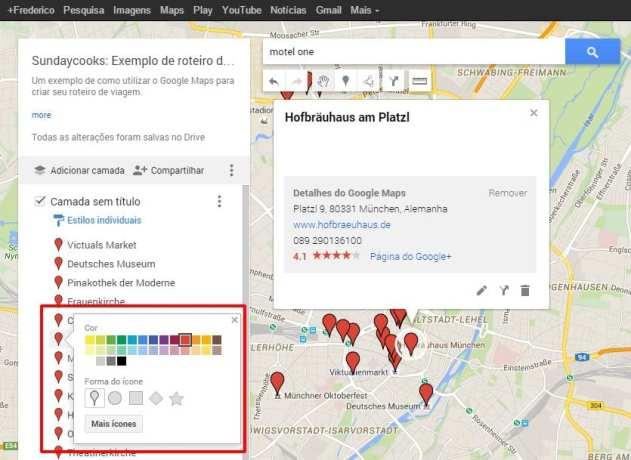Como fazer roteiros de viagem com o Google Maps - 11