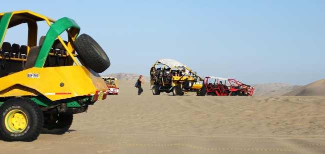 Dicas de Huacachina-Ica-Peru - Buggy pelas dunas 2