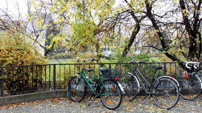 Kreuzberg, o bairro descolado de berlim - bicicletas