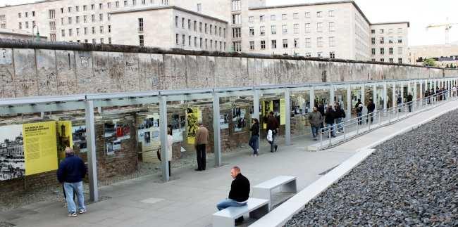 Kreuzberg, o bairro descolado de berlim - Topologia do terror