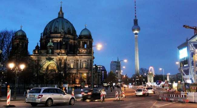 Onde ficar em Berlim e os melhores bairros - Alexanderplatz