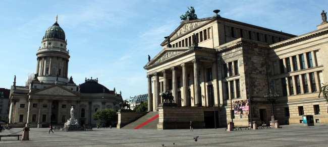 Onde ficar em Berlim e os melhores bairros - Gendarmenmarkt