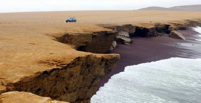Peru: Ilhas Ballestas e Reserva Nacional de Paracas - 8