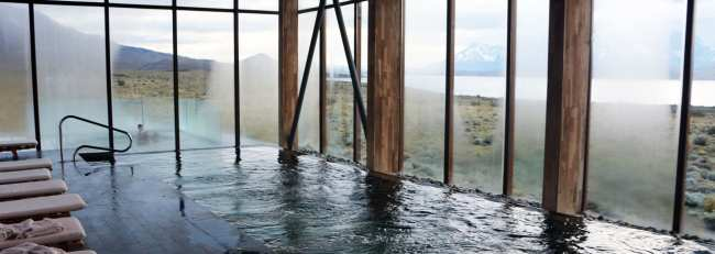 Review Hotel Tierra Patagonia - spa