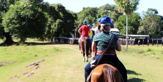 ABC do Pantanal - Cavalgada na Fazenda São João
