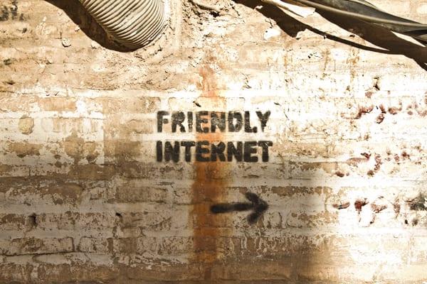 friendly Internet Yazd 600