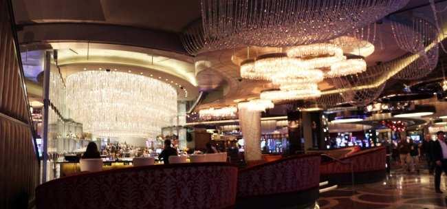 5 melhores bares de Las Vegas - Chandelier the Cosmopolitan 3