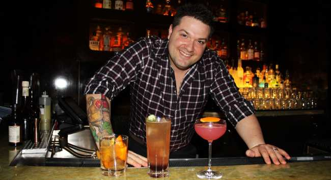 5 melhores bares de Las Vegas - Eric Hobbie