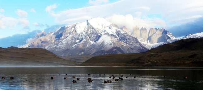 Torres del Paine Patagonia Chilena - Laguna Amarga